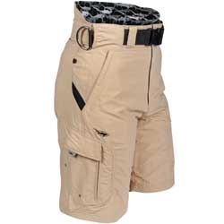 Old Harbor Outfitters Men's Storm Technical Shorts Black 44, Men's Boating Technical Constructed Shorts