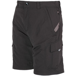 Old Harbor Outfitters Men's Big Rock Fishing Shorts Black 48, Men's Boating Technical Constructed Shorts