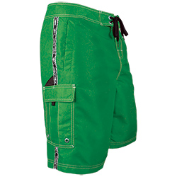 Pelagic Men's Blackfin Board Shorts men's Shorts Green 32, Men's Boating Board Shorts