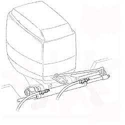 Teleflex Bleed Fitting Kit, Hydraulic Steering for Boats & Yachts