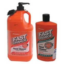 Sierra Fast Orange Hand Cleaner 1 Gallon, Specialty Cleaners for Boats & Yachts
