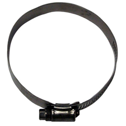 Sierra 18 7314 Hose Clamp 2 9/16'' To 1/2'' Diameter Std # 048 For Volvo Penta Stern Drives, Hose Clamps & Accessories for Boats & Yachts