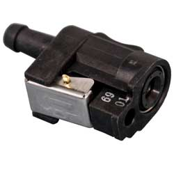 Sierra Fuel Connector 1/4'' For Yamaha Outboard Motors, Fuel Lines & Accessories for Boats & Yachts for Boats & Yachts