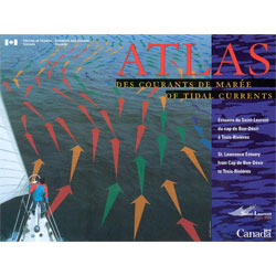 Canadian Hydro Juan De Fuca Strait To/├Δ┬ψ├Γ┬┐ Of Georgia Tidal Current Atlas, Foreign Charts for Boats & Yachts