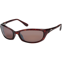 Harpoon Sunglasses Shiny Black Frames With Costa 580 Blue Mirror Lenses, Stylish Boating Sunglasses over $90