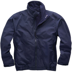 Gill Men's Crew Jacket Navy Xl, Men's Boating Inshore FWG Tops