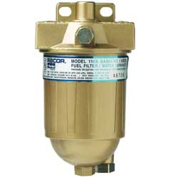 Racor 10 Micron Spin Series Fuel Filter/water Separator 110a, Fuel Systems for Boats & Yachts