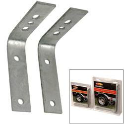 C E Smith Round Galvanized Steel Fenders Brackets Mounts 7'', Bunks & Rollers for Boats & Yachts