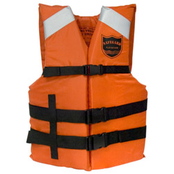 Imperial General Purpose Vest Magnum Xxl 48'' 65'', Commercial Life Jackets for Boats & Yachts
