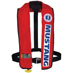 Mustang Survival Bass Competition Deluxe Inflatable Pfd, Commercial Life Jackets for Boats & Yachts