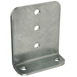 C E Smith 6'' Vertical Bunk Bracket, Bunks & Rollers for Boats & Yachts