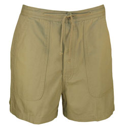 Weekender Men's Original Deck Shorts Charcoal 40, Men's Boating Casual Constructed Shorts