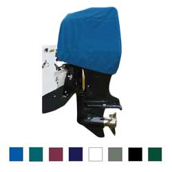 Taylor Made Outboard Motor Covers For Mercury Optimax 4 Stroke 75hp Burgundy, Boat Engine & Console Covers