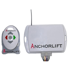 Anchorlift Windlass Controls Remote (to Transmitter) Control Wireless 4 Channel, Boat Windlass Accessories