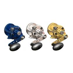 Avet Sx5 Single Speed Models With Clicker Sx5 3 Conventionl Lever Drag Blue, Conventional Fishing Reels for Boats & Yachts