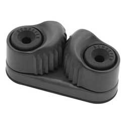 Schaefer Fast Entry Cam Cleats Large Cleat 3 1/4'' Length To 5/8'' Line Dia 500lb Swl, Cam & Clam Cleats for Boats & Yachts