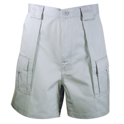Weekender Men's Trader Shorts White 32, Men's Boating Casual Constructed Shorts