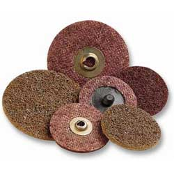 3M Scotch Brite Roloc Surface Conditioning Disc Coarse 3'', Abrasive Discs for Boats & Yachts