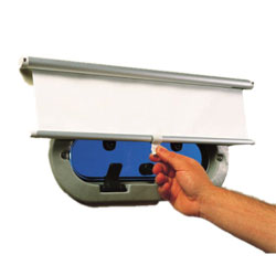 Oceanair Portshade Size 3 Width & Drop 18 1/8'' X 12 5/8'', Hatch Accessories for Boats & Yachts