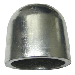 Martyr Commercial Propnut Anodes #2 7/8''id 3 3/4''od, Shaft & Propeller Nut Anodes for Boats & Yachts