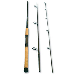 Crowder Rods E Series Lite Baitcasting Rods 7' 12 20lb, Baitcasting Fishing Rods for Boats & Yachts