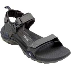 Teva Men's Toachi 2 Sandals Raven 11, Men's Boating Sandals