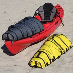 Surf TO Summit Insulated Fish Bag Yellow, Kayak Accessories
