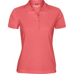West Marine Women's Crew Polo Peacock Xl, Women's Boating Knit Short-Sleeve Shirts