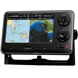 Standard Horizon Cpn700i 7'' Wifi Chartplotter, Network Displays for Boats & Yachts