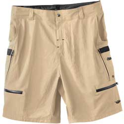 Old Harbor Outfitters Men's Riptide Shorts Black 32, Men's Boating Casual Constructed Shorts