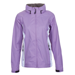 West Marine Women's Typhoon Jacket With Hood Jacket Navy L, Women's Boating Inshore FWG Tops
