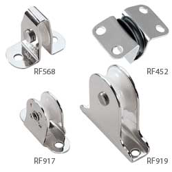 Ronstan Sheave Boxes & Lead Blocks Single Style 3/4'' Dia 5/16'' Max Line 550lb Swl 0 7oz, Ronstan Blocks for Boats & Yachts
