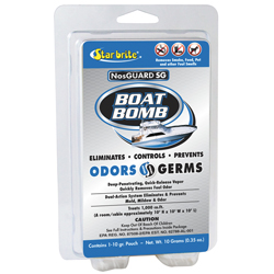 Star Brite Boat Bomb Deodorizer, Specialty Cleaners for Boats & Yachts