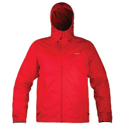 Grundens Men's Weather Watch Hooded Jacket Extended Sizes Red 3xl, Men's Fishing & PVC FWG Tops