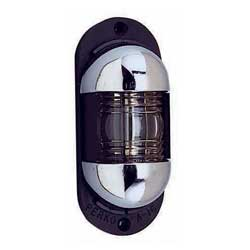 Perko Vertical Mount Masthead Light Chrome Plated Zinc 3 3/4''h X 1 1/2''w, Navigation Lights for Boats & Yachts