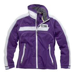 Gill Women's Spinnaker Jacket Loganberry 10, Women's Boating Inshore FWG Tops