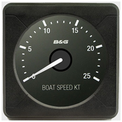 B&g Analogue Speed Display, Network Displays for Boats & Yachts