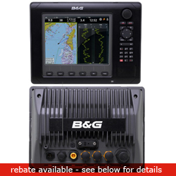 B&g Zeus8 Multi Function 8'' Display, Network Displays for Boats & Yachts