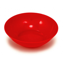 Gsi Outdoors Cascadian Bowl Red, Boat Tableware