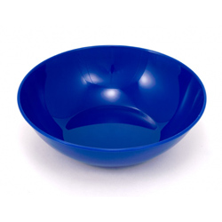 Gsi Outdoors Cascadian Bowl Blue, Boat Tableware