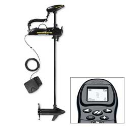 Minn Kota Powerdrive V2 Freshwater Bow Mount Trolling Motors With Ipilot 70 Ipilot Lb Thrust 54'' Shaft, Fishing Bow-Mount Trolling Motors for Boats & Yachts