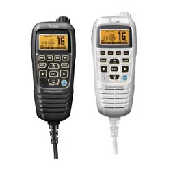 Icom Commandmic Iv Waterproof Microphone White, Communication Accessories for Boats & Yachts