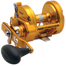 Penn Torque Star Drag Reels Sd 12g Conventional Reel 16 9oz 260/12lb, Conventional Fishing Reels for Boats & Yachts