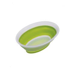Progressive International Collapsible Mini Colander, Boat Tableware