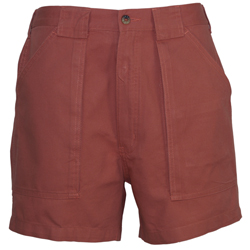 Hook & Tackle Women's Beer Can Island Shorts Red Snapper 14, Women's Boating Casual Shorts