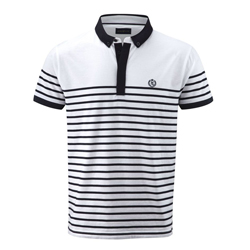 Henri Lloyd Men's Orford Polo Shirt White 2xl, Men's Boating Polo Shirts
