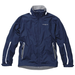 Henri Lloyd Men's Blue Eco Bomber Jacket Ecoe Jacket Marine, Men's Boating Inshore FWG Tops