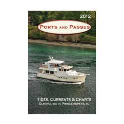 Canadian Hydro Ports And Passes 2012 Tide Charts Olympia Wa To Prince Rupert Bc, Pre-Printed US Charts for Boats & Yachts