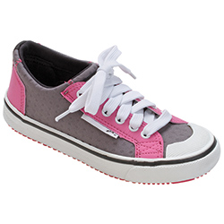 Zhik Women's Zkg Shoes Grey/pink 7, Women's Boating Technical Shoes