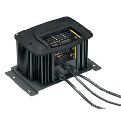 Minn Kota Mk230d Battery Charger (2 Bank), Fishing Trolling Motor Accessories for Boats & Yachts